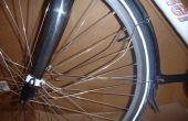 BRICOLAGE oeillet pour fourches vélo