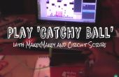 Jouer à la balle accrocheur avec Makey Makey et Circuit Scribe
