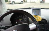 Montage personnalisé pour GPS Garmin Nuvi