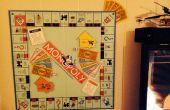 Art pariétal monopole