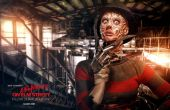 Freddy Krueger - SFX maquillage Tutorial