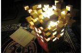 Lanterne de blocs cosmiques Minecraft