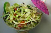 Salade de chou Margarita