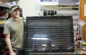 Chauffe-eau solaire : Partie 1 - le collectionneur