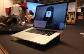 Lasercut Macbook rétine 15 pouces Stand