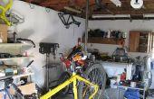Comment faire une pendaison vélo Bike Repair Stand (modifié)