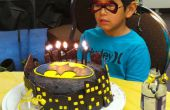 Fête d'anniversaire de LEGO Batman
