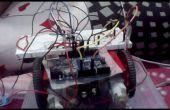 À l'aide de Bot d'Arduino télécommande t.v télécommande