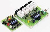 Module sans fil Radio fréquence à l'aide de microcontrôleur PIC.