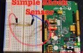 Simple choc/Vibration/Capteur