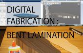 Fabrication numérique : Plié stratification moule