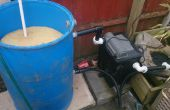 Bio-filtre de bassin Koi poissons