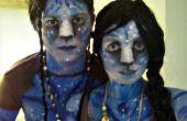 Costume Avatar bricolage ! (pour pas cher!)