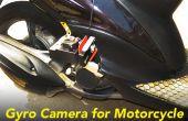 Caméra gyro pour moto
