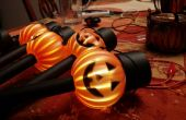Lampes solaires Halloween