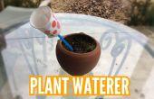 Abreuvoir des plantes