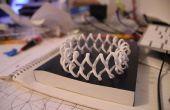 3D imprimés Twisty Bracelet