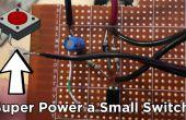 Momentanée de verrouillage commutateur Conversion avec ce Circuit Simple