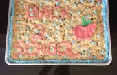 Gâteau biscuit brisures de chocolat