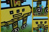 Minecraft-instructables robot
