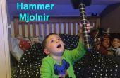3D imprimés Mjolnir - Thors marteau Prop