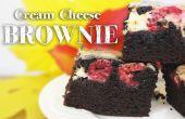 Comment faire des Brownies de fromage à la crème