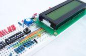 Comment conduire un caractères LCD affiche par DIP switches