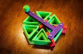 Trémail d'Archimède - impression 3D