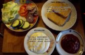 Burger végétarien / végétalien Mayonnaise