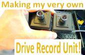 Un lecteur Record unité (ERN) de transition pour ma voiture !