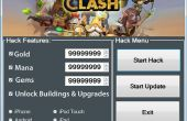 Château de Clash hack IOS Android et iPhone 2014 en ligne mise à jour