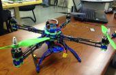 3D imprimés & fibre de carbone QuadCopter