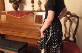 Reconstruit la rétro robe