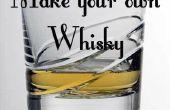 Construire un Whisky encore