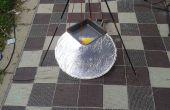 Poêle solaire