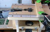 Mini-Tablesaw / routeur / Shaper pour outil rotatif Dremel