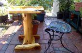 Protéger votre mobilier extérieur en bois