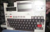 Réparer un Epson Hx20 avec voix réelle