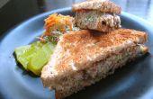 Poulet salade Sandwich