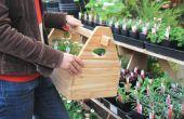 Boîte à outils bricolage jardin