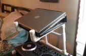 PVC DJ portable et support de table de mixage