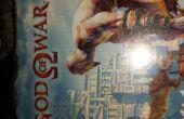 Dieu de la guerre : coffres de la ville d'Athènes caché