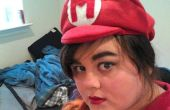 Super Mario Crossplay Costume !