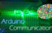 Communication de l'Arduino