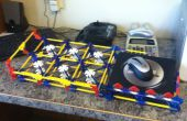 Knex Laptop Stand et Cooling Pad Mods