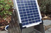 Enregistreur de données de l'énergie solaire