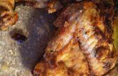 Bangin ' ailes de poulet Ranch