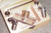 Améliorer une précision faible sinon bois perceuse jig