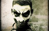 Crâne d'Halloween !