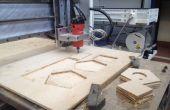 Progettazione e realizzazione CNC 3 assi - 2014 ESAME